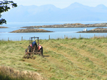 Haymaking, west coast of Scotland